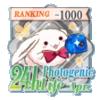 24hフォトジェニック生活 Apr.TOP1000バッジ