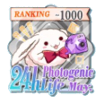 24hフォトジェニック生活 May.TOP1000バッジ