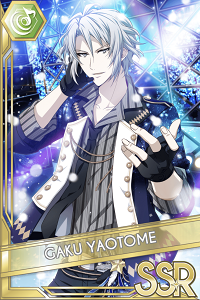 八乙女楽 [White Special Day!2] SSR