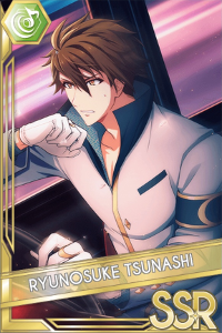 十龍之介 [Crescent rise] SSR