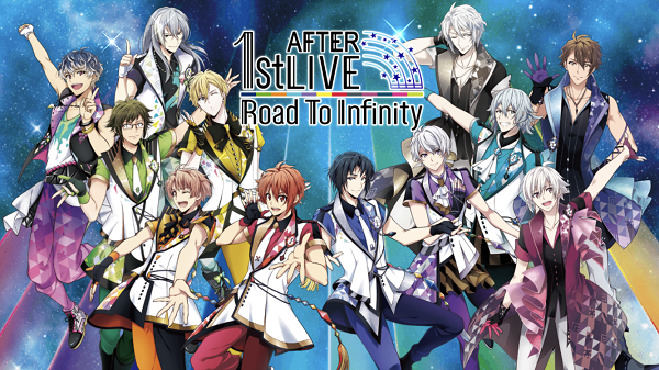 AFTER 1st LIVE ~Road To Infinity~