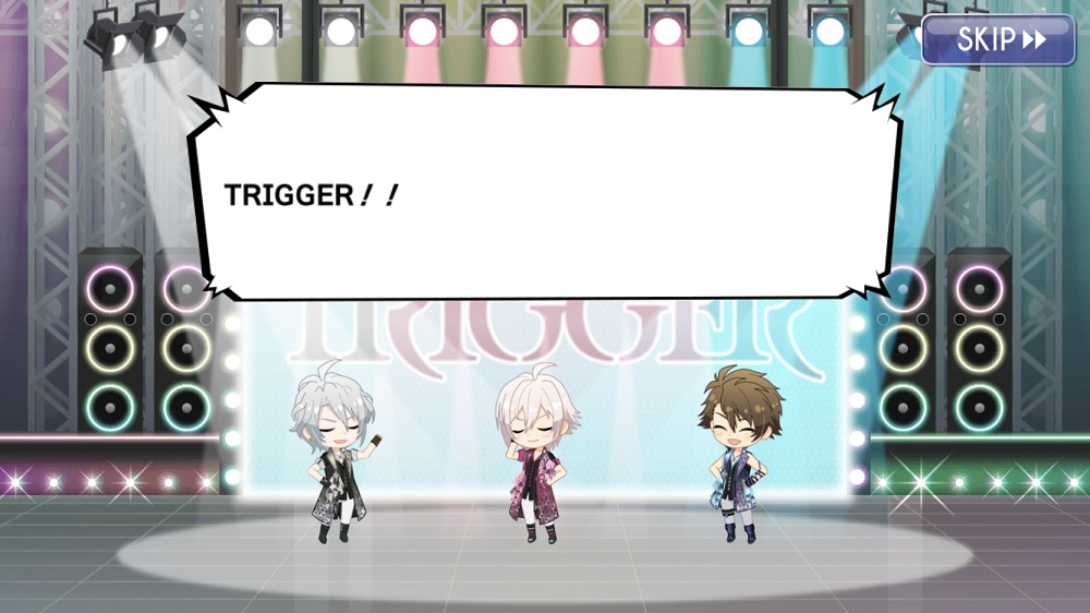 MC(TRIGGER)