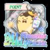 24h Photogenic Life~ALL STAR~ イベントポイントバッジ
