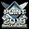 BLACK or WHITE 2018 ポイントバッジ.png