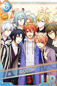 IDOLiSH7 [謹賀新年2020] UR