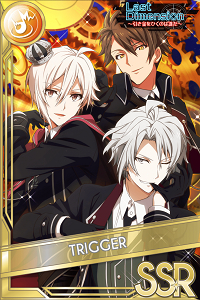 TRIGGER [Last Dimension] SSR