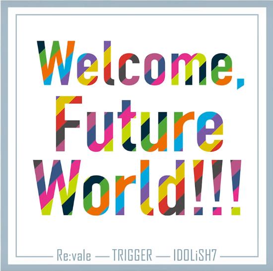 Welcome,Future World!!!